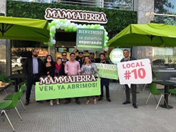 Franquicia Mammaterra