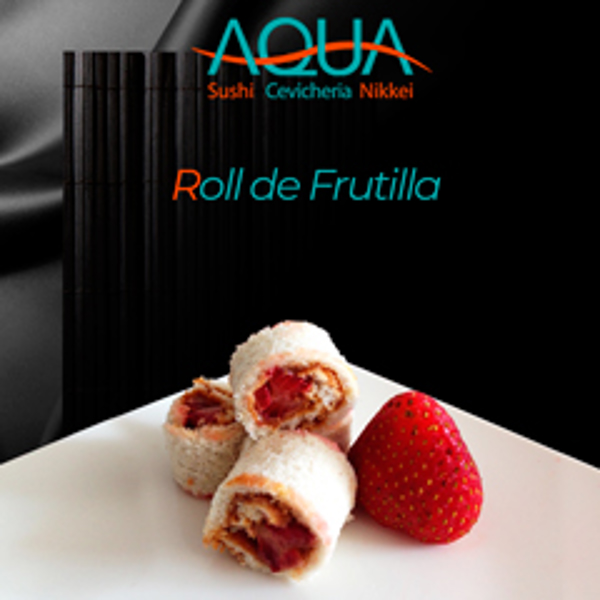 Franquicia Aqua Sushi Cevicheria Nikkei