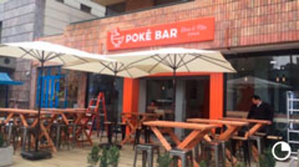 Franquicia Poké Bar