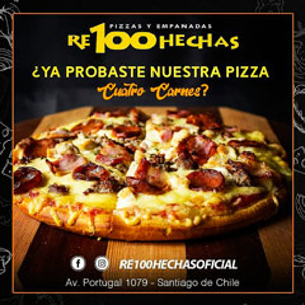 Franquicia Re100 Hechas