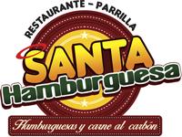 Santa Hamburguesa